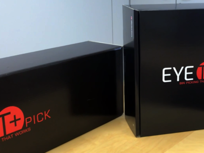 EyeT+ Pick video unboxing