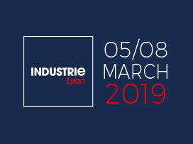 IT+Robotics at Industrie Lyon 2019