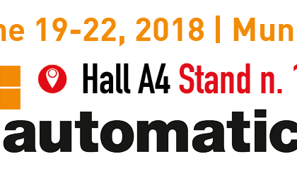 IT+Robotics at Automatica 2018