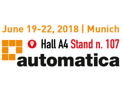 IT+Robotics ad Automatica 2018