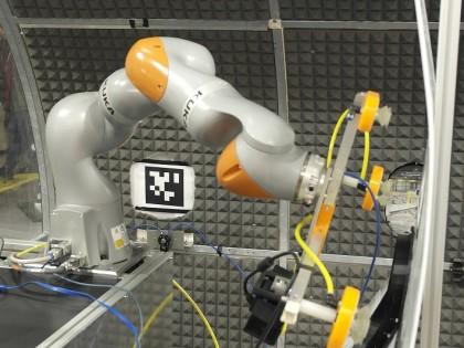 """IT+Robotics parte del progetto Europeo """"Spirit"""" sui sistemi robot di controllo qualità"""
