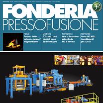 Rivista Fonderia presenta le soluzioni di IT+Robotics