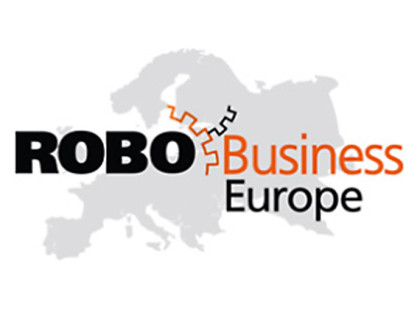 Gold Sponsor RoboBusiness 2013