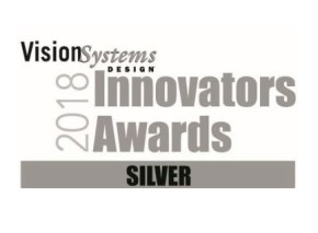 EyeT+ awarded with silver honoree by Vision Systems Design magazine